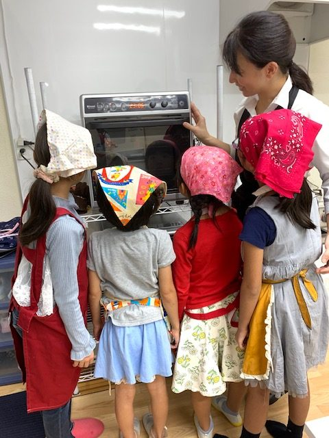 石神井公園お菓子教室ファミーユ