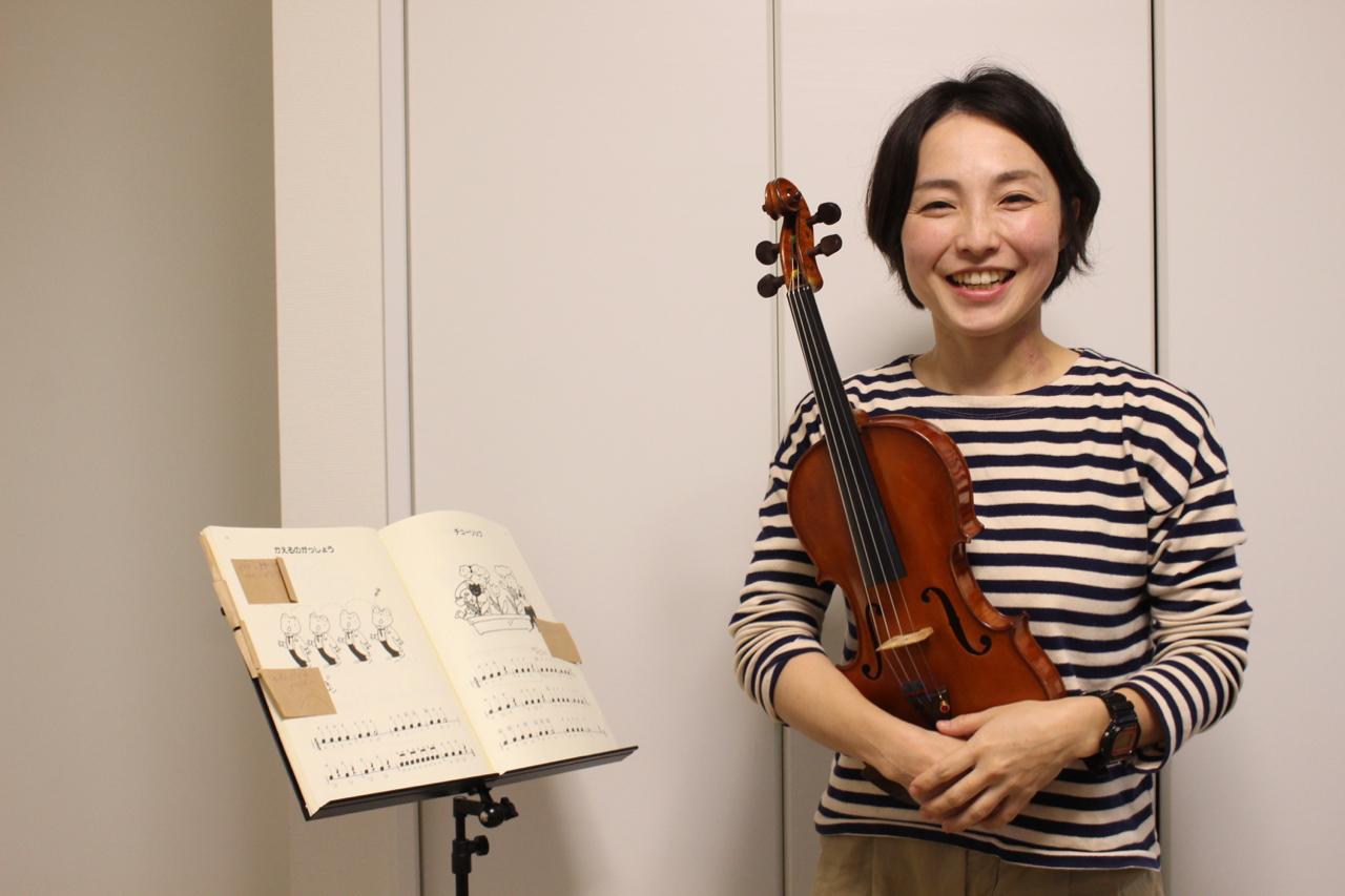 Aoba Violin Class わたなべかなこ